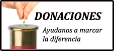 Aceptamos Donaciones